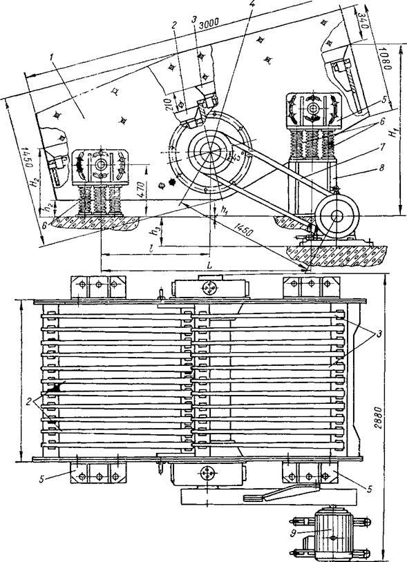 Расчет инерционных грохотов дробилка ксд 1200 в Якутск
